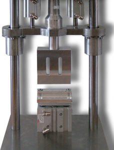 Полуавтоматическая установка ультразвуковой сварки листовых материалов