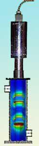 Рис. 6  Реактор и излучатель с развитой поверхностью